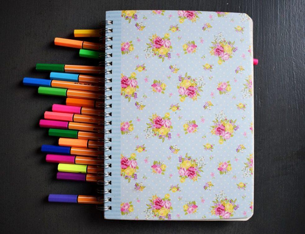 bullet journal our little family septembre 23